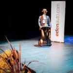 Georges le robot trophée dcf