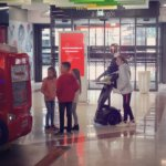 Georges robot degustation carrefour enfants animation